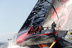 Puma Ocean Racing is Back in the Saddle for Leg 2 of Volvo Ocean Race