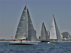Rosebud / Team DYT Sets New Record in 2009 Fort Lauderdale to Charleston Race